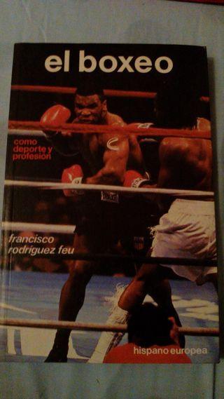 El boxeo. Como deporte y profesion