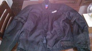 chaqueta de moto marca nitro