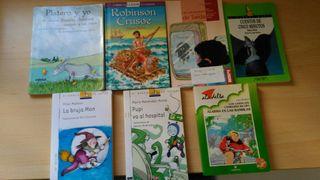 Libros lectura en castellano.