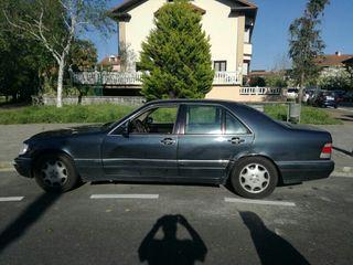 Mercedes-benz Clase S300TD