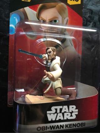 Figura Obi-Wan Kenobi Star Wars Disney Infinity