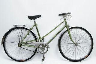 Bicicleta clásica ORBEA Laida verde