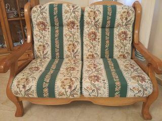 sillón dos plazas