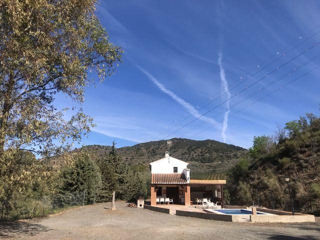 Finca 14 plazas, 2 noches y 3 días! Pleno campo (Zalea, Málaga)