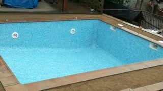 piscina cambio de arena por vidrio,electrolisis sa