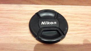 Tapa objetivo Nikon
