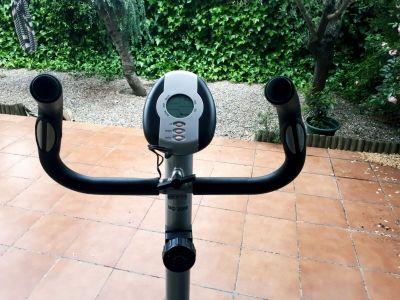 Bicicleta estática Domyos MG2000