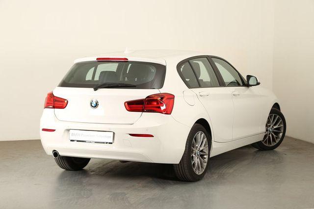 BMW Serie 1 11/2016