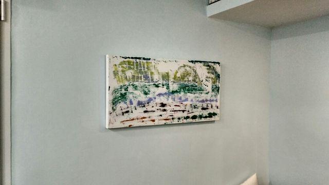 cuadro abstracto 30x80