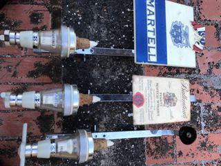 Dosificadores bebidas antiguos