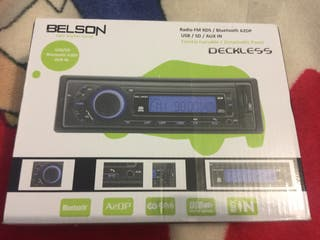 Radio usb , bluetooth, sd ..