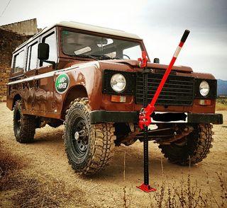 Land rover cazorla 3.5 1983