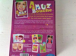 Juego cartas Amuz Bouche ( Praxias)
