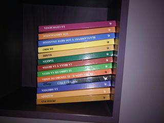 Lote de libros Disney