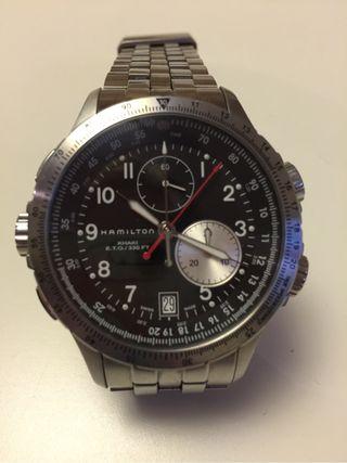 Mano Segunda Wallapop Reloj Valencia De En Hamilton CxBdoWer