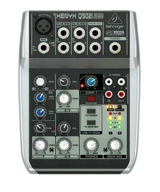 Equipo de producción grabación de audio