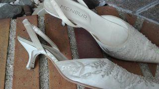 Sandalias de boda,número 39