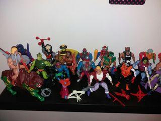 Masters del universo coleccion completa