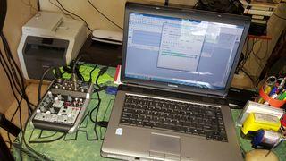 Producción y grabación professional