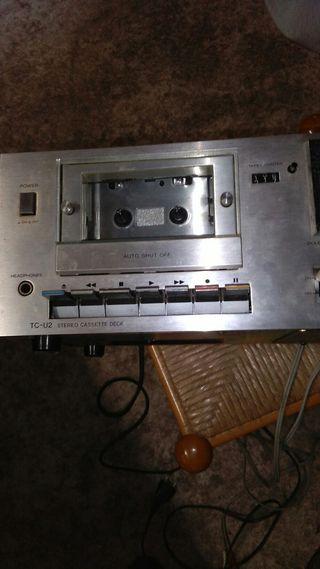 tapecorder sony