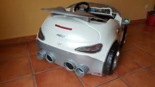 coche eléctrico 12v.