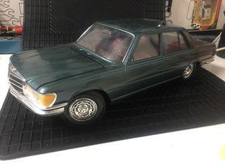 Mercedes-benz radiocontrol rico