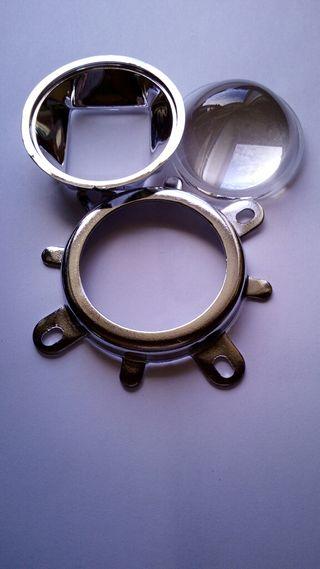 lentes para led cob