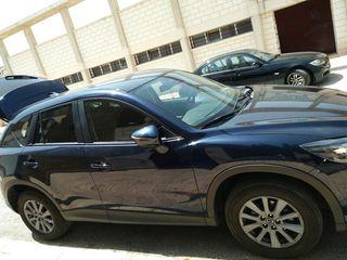 Mazda Cx-5 2015 Azul Oscuro