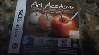 juego nintendo dsi Art Academi