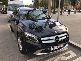 Mercedes-benz GLA 220 cdi 4 matic+techo panorámico