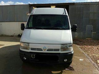 Bendo furgoneta Renaul máster dci 120 Corea