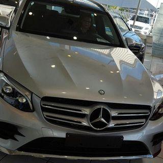 Mercedes-Benz GLE 4 MATIC AMG.SPORT 2016