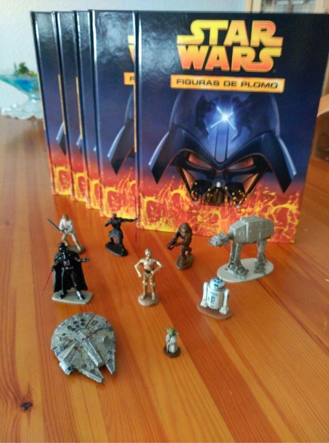 Coleccion figuras Star Wars