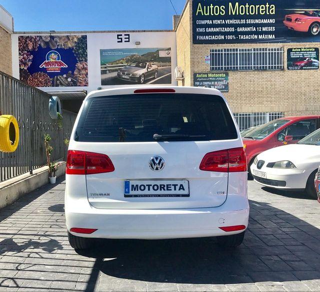 Volkswagen Touran 1.6 tdi 105 Edition
