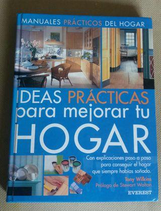 Libro ideas practicas para el hogar!