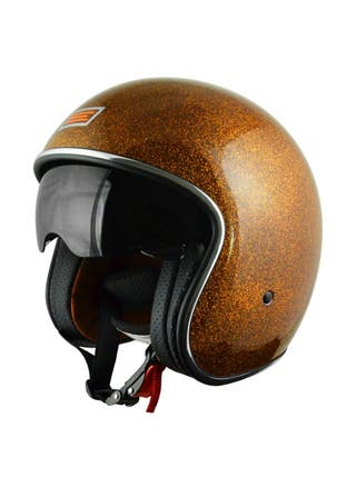 Casco origine brillante