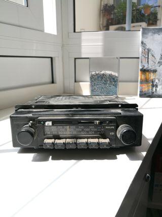 Radio Antigua Philips 491
