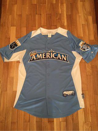 MLB Camiseta de Baseball _ Alcides Escobar