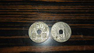 moneda vintage