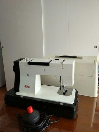 Máquina de coser alfa 3940
