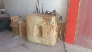 Deposito gasoil 1000litros