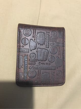 Cartera billetera con monedero