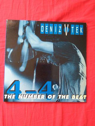 DENIZ TEK 4-4 the number of the beat