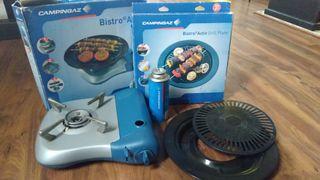 Cocina Campingaz Bistro Active + Grill plate + gas