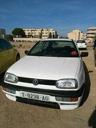 Volkswagen golf 181 1992