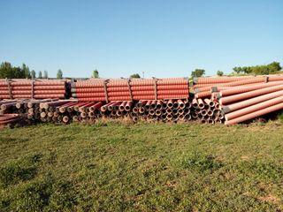 tubos de plastico industriales