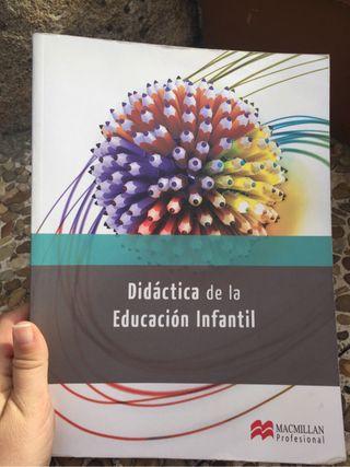 Libro Didactica E. Infantil