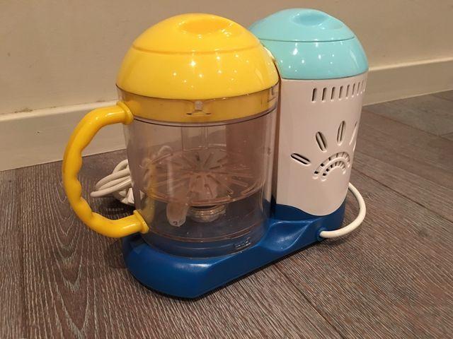 Robot de cocina (baby cook)