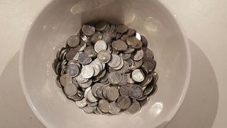 280 monedas una peseta