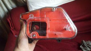 filtro de aire transprnt miranelli horizontal nuev